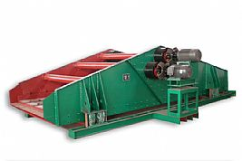 High frequency linear vibrating screen exporter
